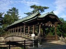 Traditional Far-Eastern bridge