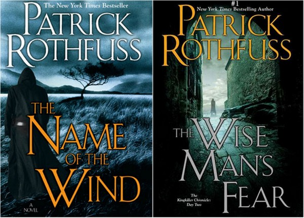 Rothfuss Book Covers Fall 2015