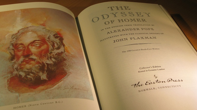 Flickr Robert The Odyssey of Homer Easton Press