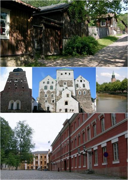 Historical Turku Mashup