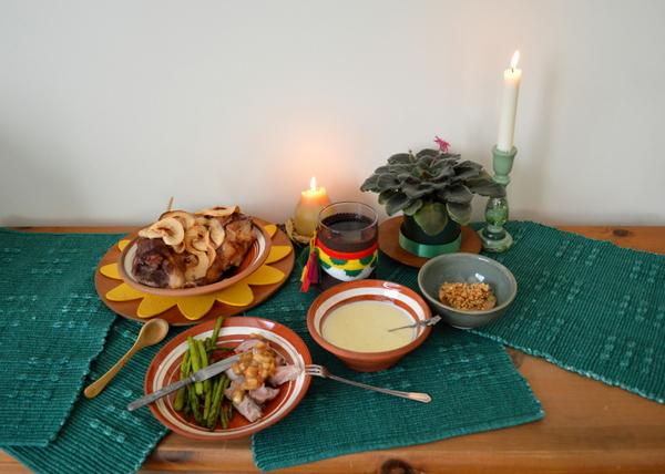 LotR Dinner1