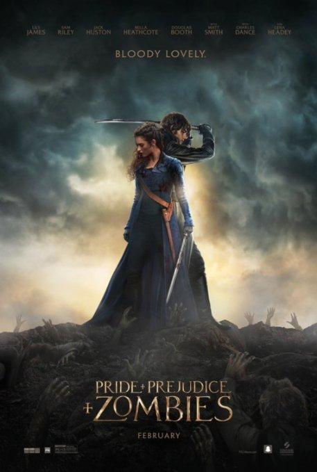 IMDB PPZ Poster Lizzy Darcy