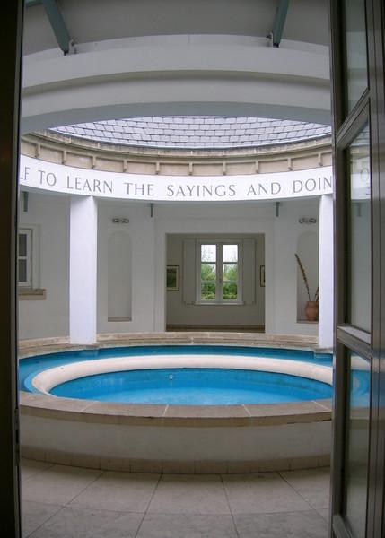 Bedes World Entrance Inside
