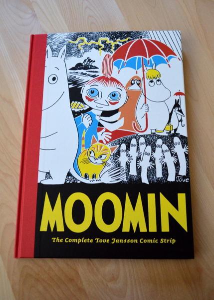 Tove Jansson Complete Moomin Comic Strip