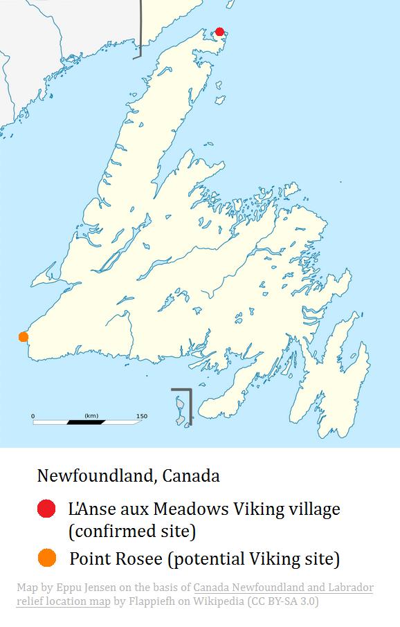 Newfoundland with Viking Activity