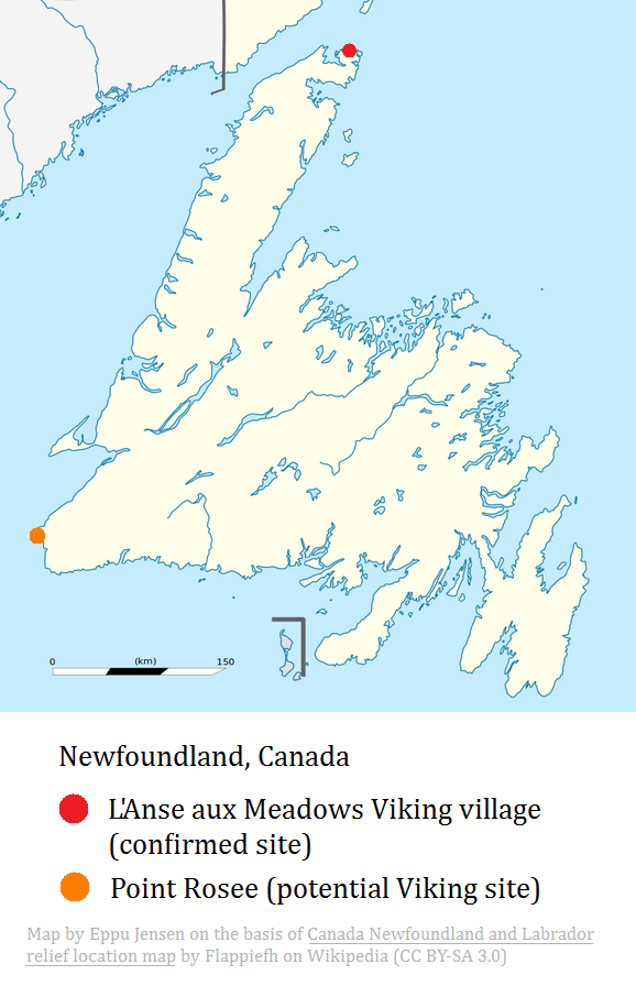 Newfoundland with Viking Activity