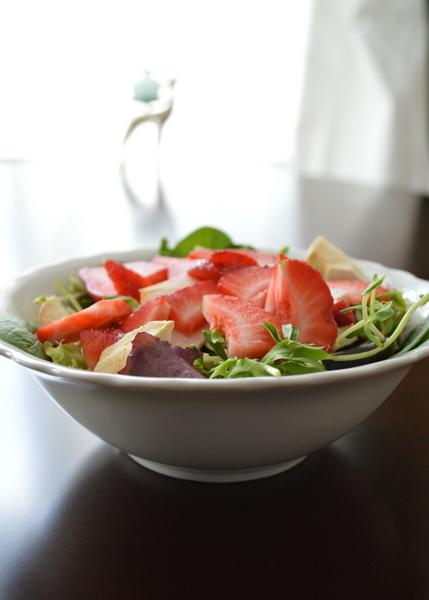 LotR Dinner5 Salad