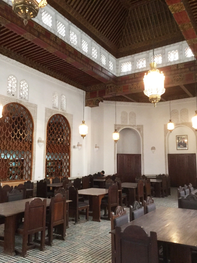 TEDcom al-Qarawiyyin Main Reading Room aziza_chaouni_img_2096