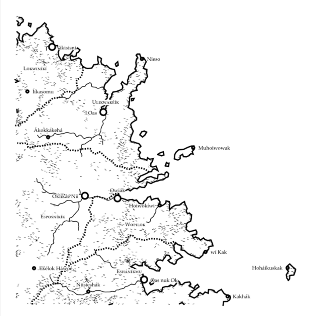 Uncharted Atlas Map