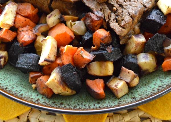 Dinner9 Main Vegetables