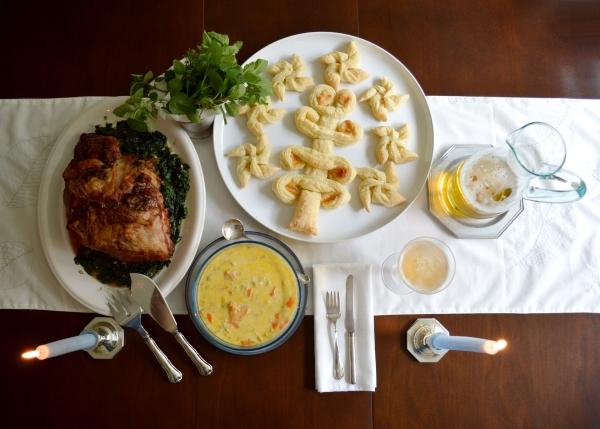 Dinner11 Table