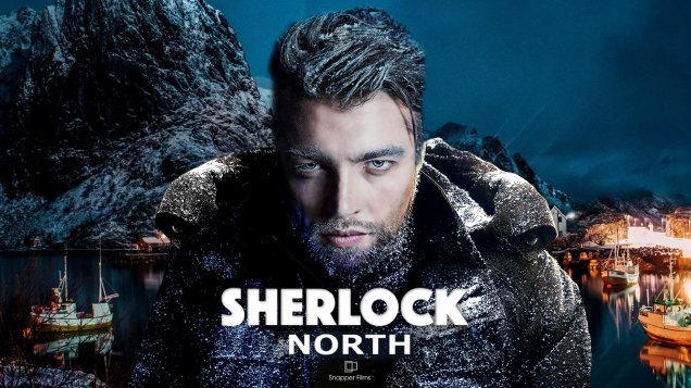 IMDb Snapper Films Sherlock North Pilot Poster