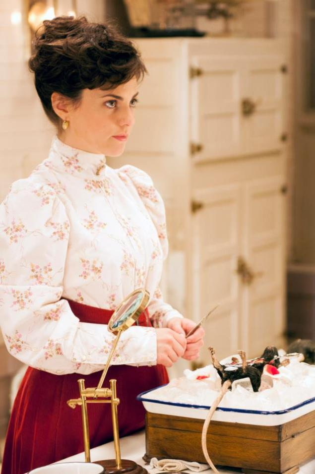 Pinterest Murdoch Mysteries Dr Grace at Morgue