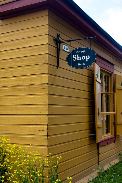 Shop at Suomenlinna by Jennifer Woodard Maderazo on Flickr