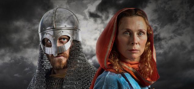 Vikingaliv Screencap 2 Characters