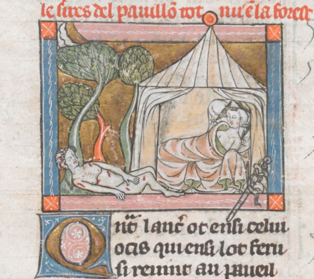 Screencap Lancelot-Grail BLib Add MS 10293 f283r