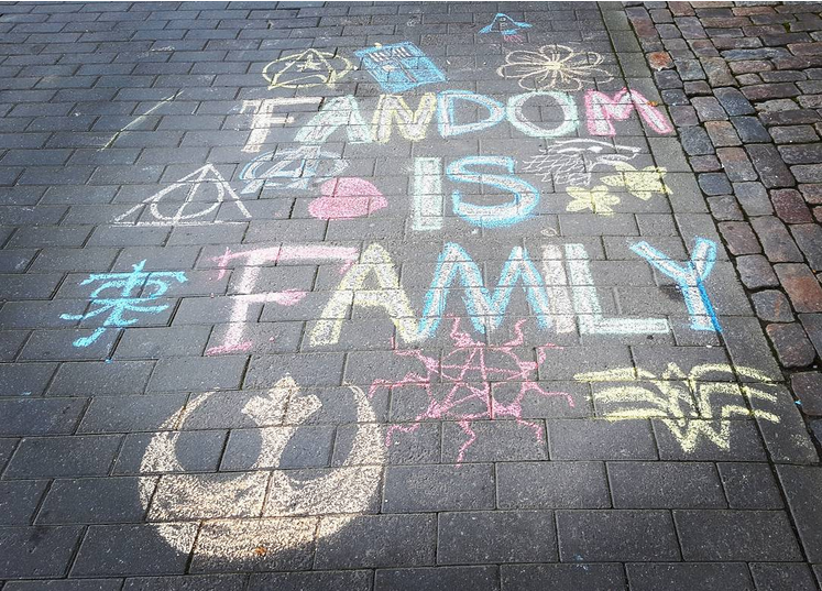 Instagram Lada ladule_b W75 Fandom Is Family