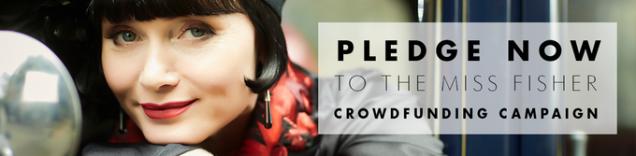 Kickstarter Miss Fisher Crypt of Tears Pledge Now