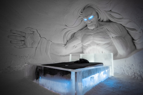 Laplandhotels Snow Village White Walker Sm