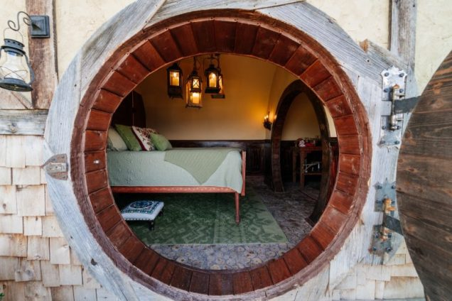 Zillow Kristie Wolfe Hobbit Hole Entry