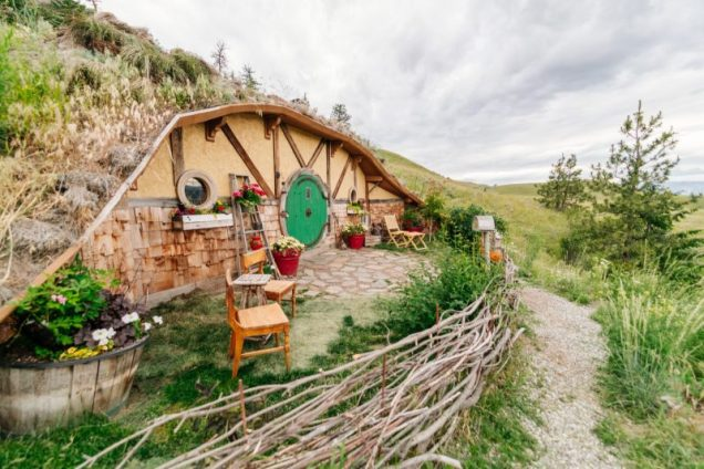 Zillow Kristie Wolfe Hobbit Hole Yard