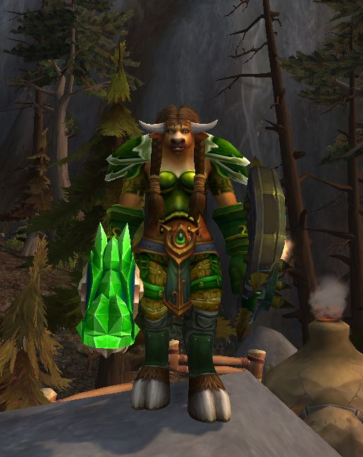 Transmog The Wearing Of The Green Co Geeking