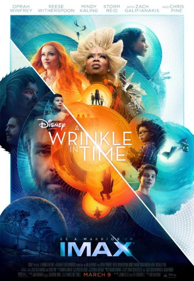 Twitter IMAX A Wrinkle in Time Poster