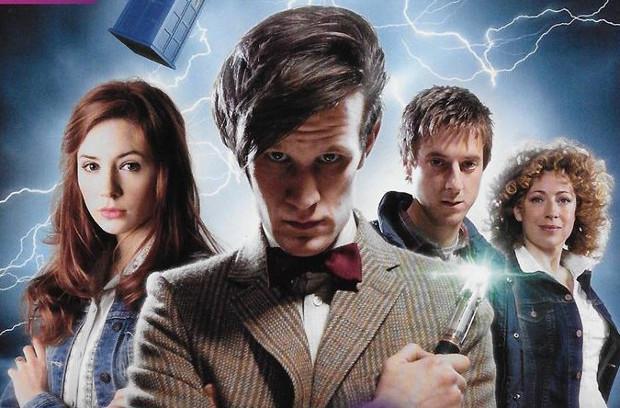 Rating: Doctor Who, Season 6 – Co-Geeking