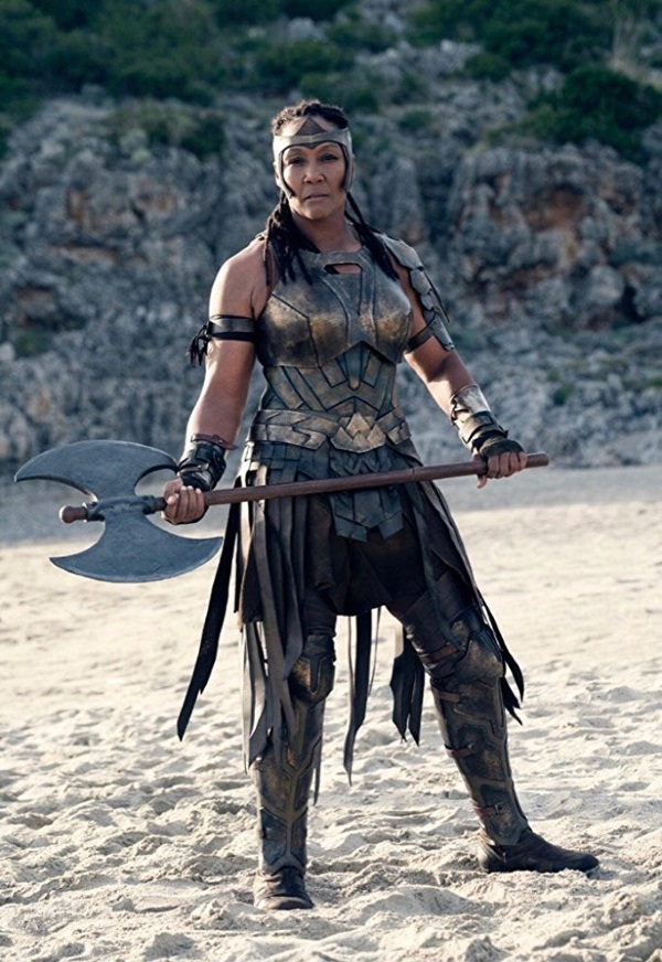 IMDB Ann Wolfe in Wonder Woman