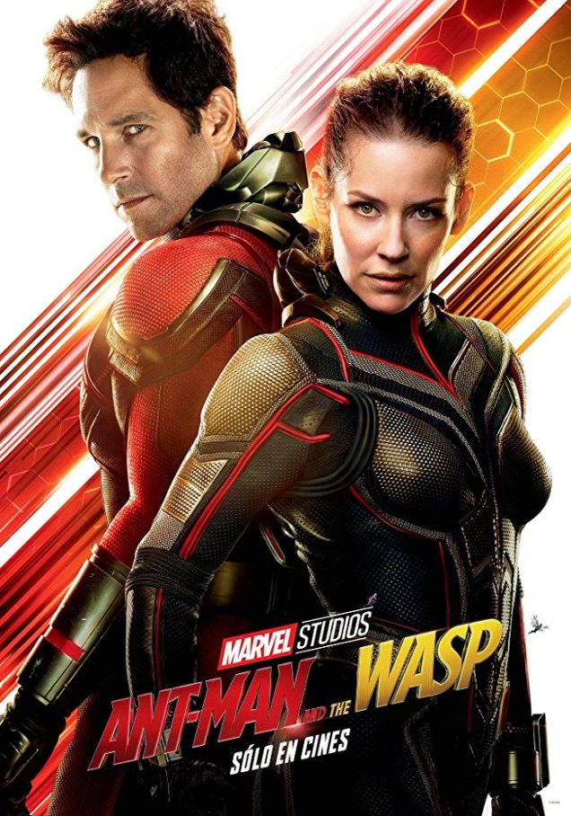 IMDB Ant-Man and the Wasp French Poster