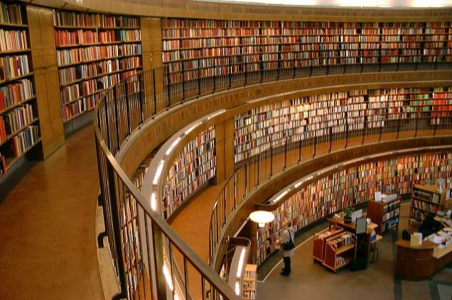 Flickr Marcus Hansson Stockholm Public Library
