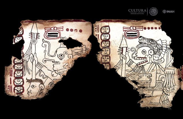 INAH Mexico Maya Codex Photo 10