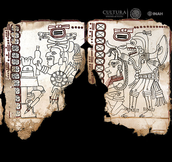INAH Mexico Maya Codex Photo 5