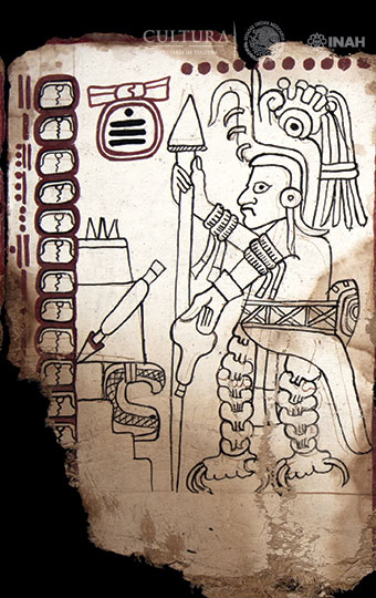 INAH Mexico Maya Codex Photo 9