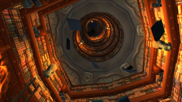 WoW Dalaran Inscription Tr Book Dome2 Sm