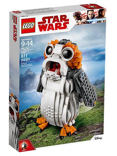 LEGO Porg Oct 2018