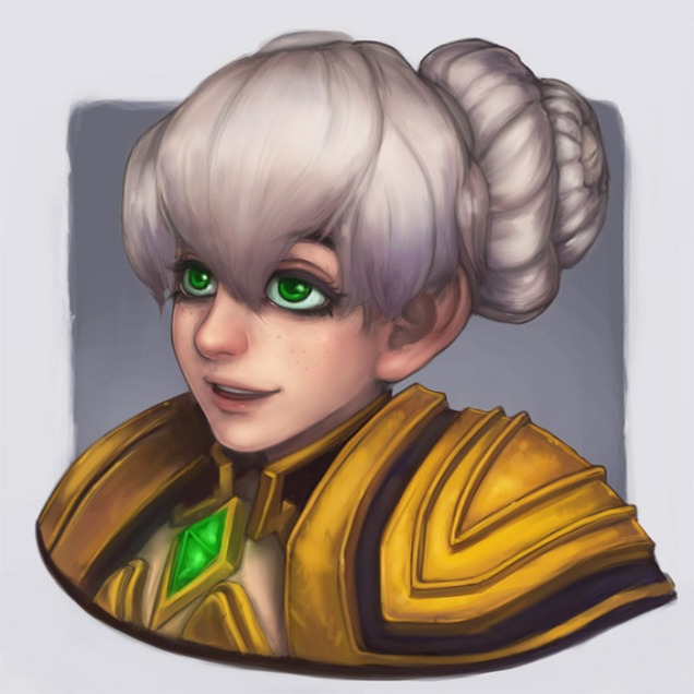 Tumblr Mhazaru Female Gnome Chromie