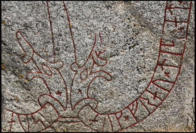 Flickr Guillen Perez Sigtuna Viking Rune Stone