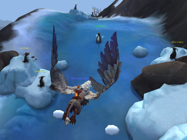 WoW BfA Tiragarde Sound Slippery Slopes World Quest1