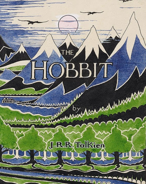 Morgan Library The Hobbit Tolkien Exhibition 2019