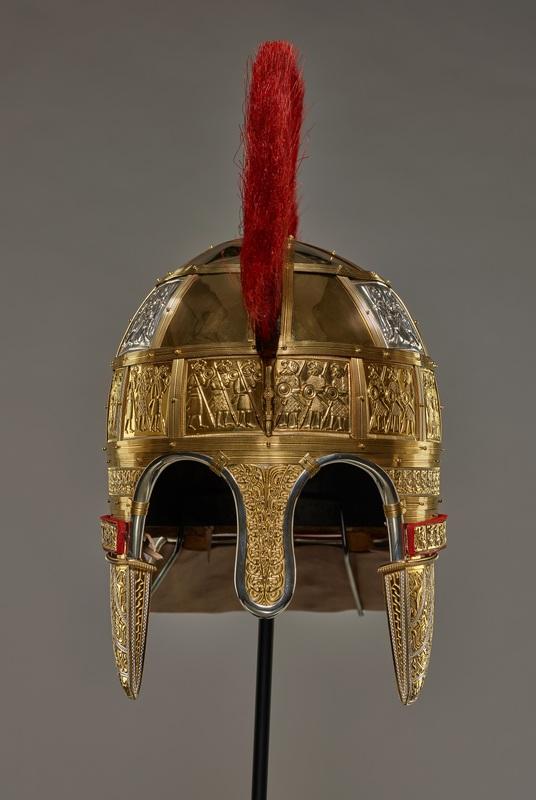 Birmingham Museum Staffordshire Helmet Sm