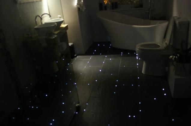 Instructables Balrd Star Floor