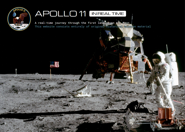 Apollo 11 in Real Time Ben Feist Screencap