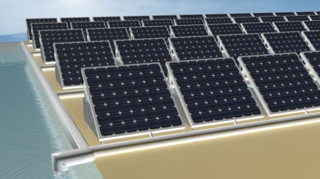 BBC News Wenbin Wang Solar Panel Water Purifier Concept