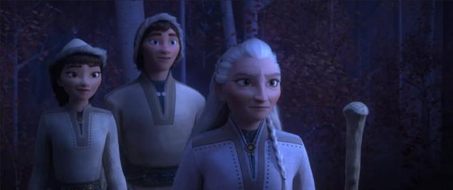 Yle Frozen II Screencap Northern Herders