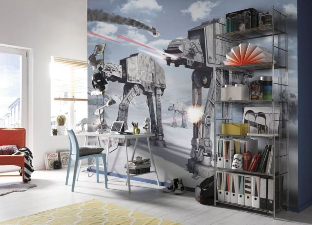 Bauhaus Finland Star Wars Battle of Hoth