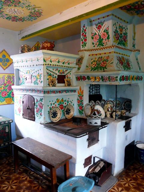 Flickr mksfca Zalipie Museum Interior