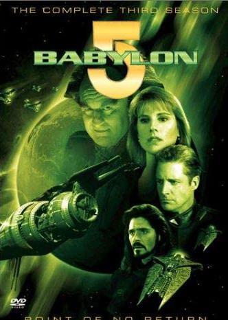 Babylon 5 season 3 cover